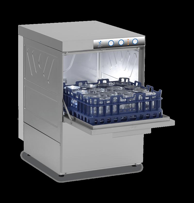 QuickSilver 400 glazenspoelmachine